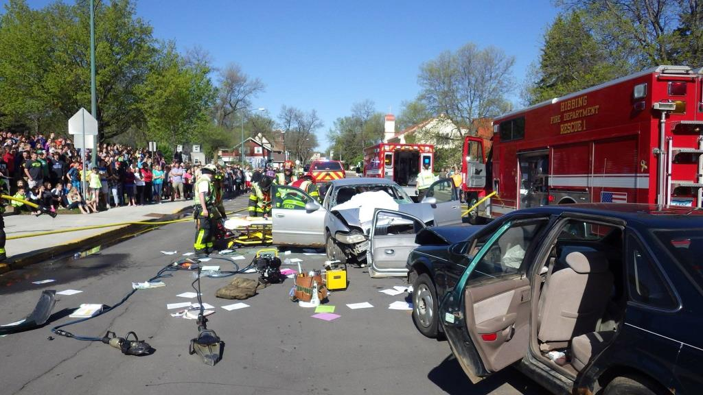 Mock Crash Prom